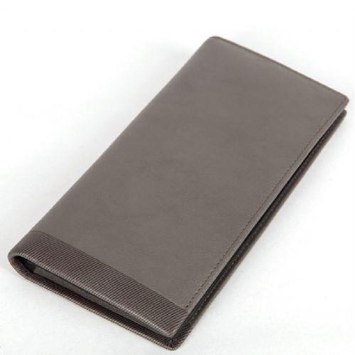 钱包定制工厂家男式真皮钱包贴牌加工