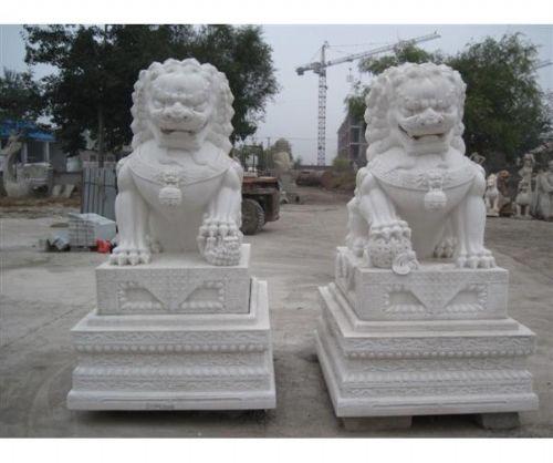 50厘米,60厘米,80厘米的石狮子雕塑