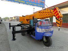 厂家直销小吊车,批发小吊车,3吨三轮小吊车