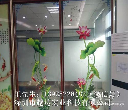 艺术玻璃移门打印机