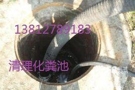 无锡锡山区东北塘镇清理污水池