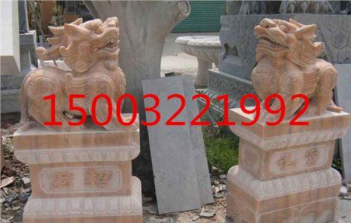 60厘米,80厘米,1米的石雕貔貅