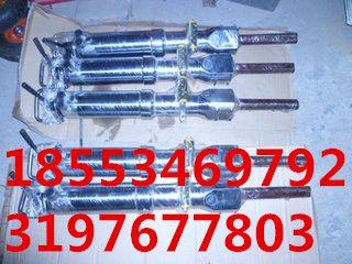 西藏拉萨柴油型液压劈裂机广西劈裂机应用范围