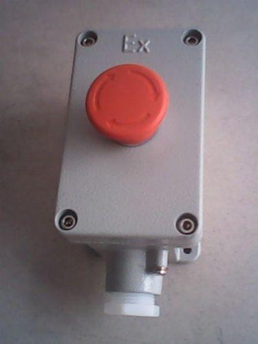 陕西宝鸡供应LA53-1防爆急停按钮