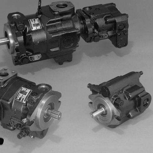 F12-110-LS-SVT-000-000-0派克柱塞泵
