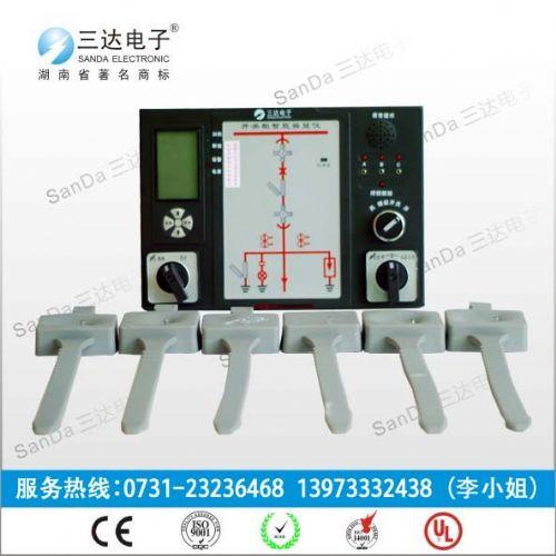 测温仪 NKL-340开关柜智能监测装置 三达牌
