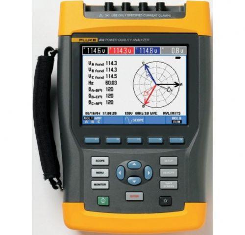 FLUKE434广东收购FLUKE435电能质量分析仪