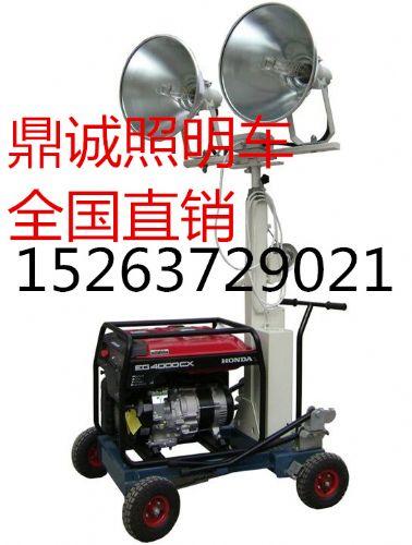 国际级新产品工程照明车
