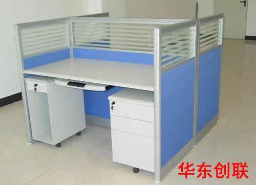订做铝型材 铝合金办公隔断