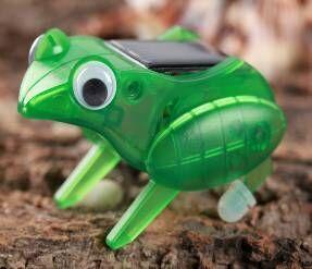 太阳能玩具