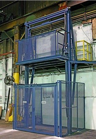升降平稳,安装维护简单方便,是经济实用的低楼层间替代电梯的理想货物