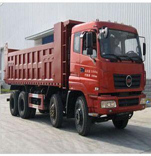 HQG3311GD4型自卸汽车
