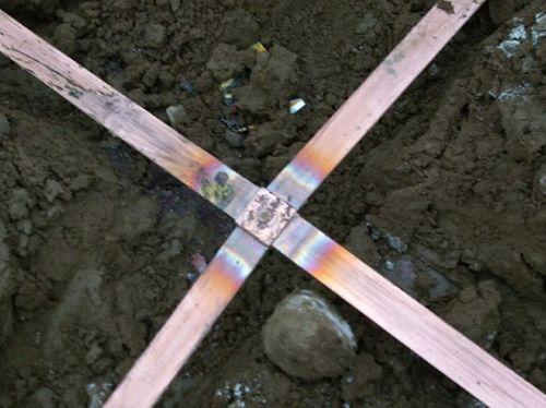 镀铜扁钢厂家  天域电力牌今日行情 防雷接地材料今日行情