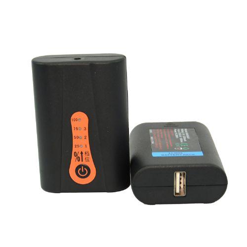 发热腰带电池|7.4V充电锂电池|安全环保