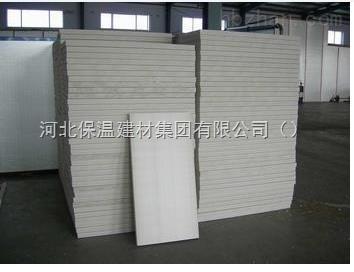 河北保温建材聚氨酯复合保温板生产厂家