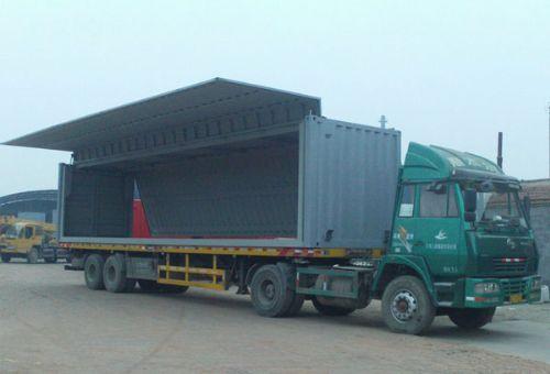 供应集装箱车箱和集装箱模块房
