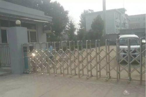 天津电动伸缩门