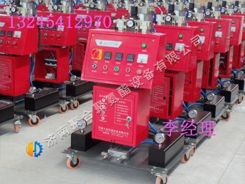 北京聚氨酯喷涂机屋顶保温防水天津聚氨酯发泡机产品模具浇注