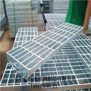 厂家直销定做各种型号钢格板 不锈钢钢格板 质量可靠
