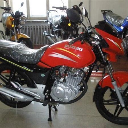 金城铃木天枭125 摩托车