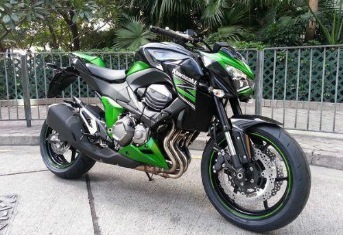 川崎Z800 原厂原装全新进口摩托车
