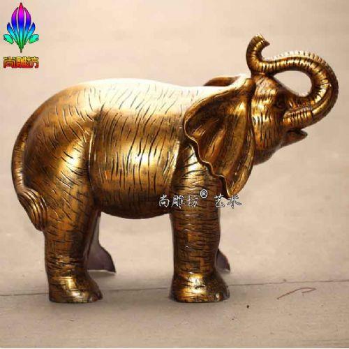 尚雕坊专用定制仿真动物雕塑树脂工艺品