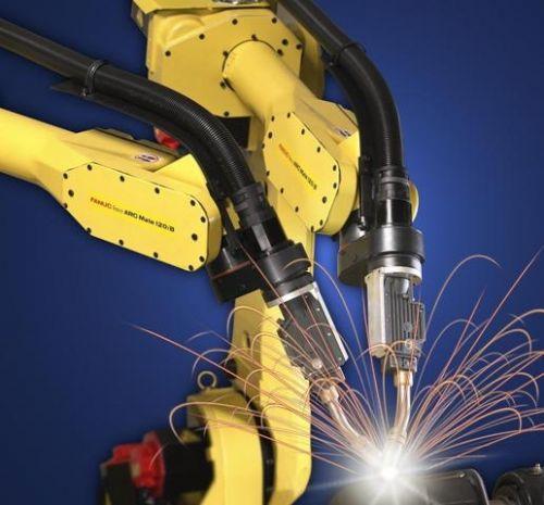 全国热销的工业焊接机器人