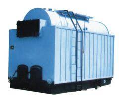 鸿通锅炉是加气块蒸压养护工段要用到的供热设备