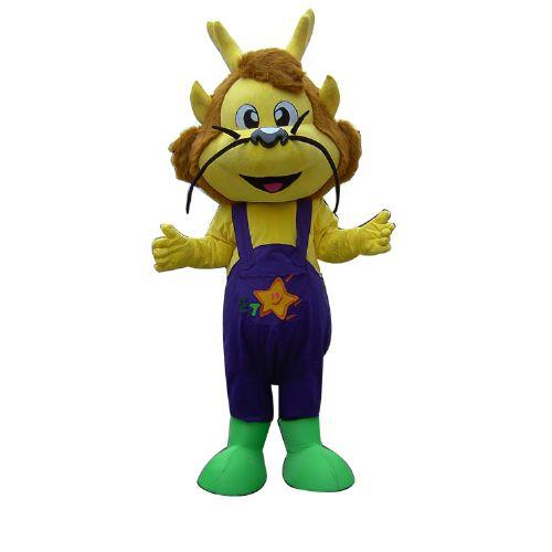 哈尔滨卡通人偶服装厂直销动漫表演宣传道具服装企业吉祥物公仔