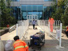 公路围栏京式隔离道路护栏隔离栏杆交通隔离栏