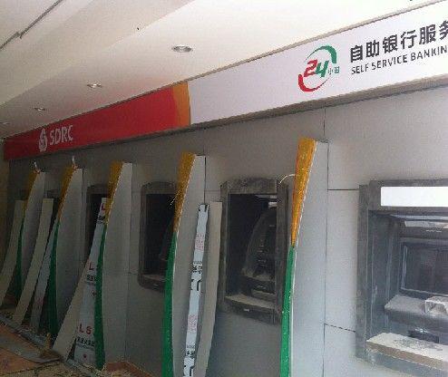 反光膜标牌制作 农村信用社银行画面贴膜灯箱布 3M反光纸