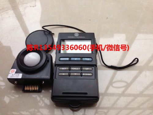 CL-200A《二手》CL-200A照度计