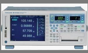 采购WT3000功率分析仪