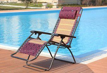 深圳淘美居时尚家居之户外家具系列休闲折叠沙滩椅