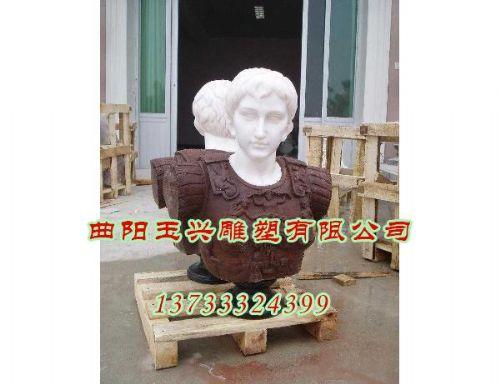 西方人物石雕价格-曲阳玉兴雕塑