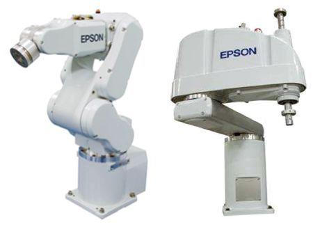 河北博柯莱代理EPSON爱普生工业机器人
