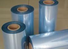 定制透明各种厚度进口PET材料耐高温环保POT热收缩膜批发