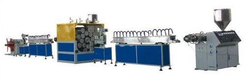 PVC纤维增强管生产线