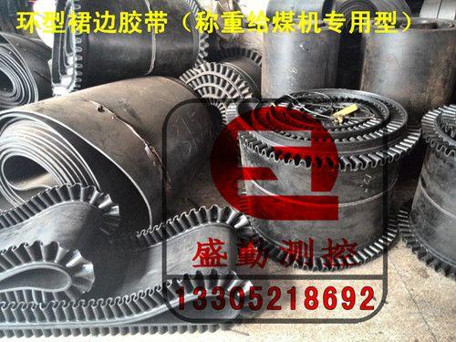 裙边环型胶带(耐高温阻燃型)给煤机专用胶带(超低价)