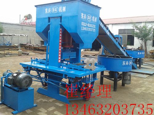 制砖机设备 免烧制砖机设备 保定制砖机设备