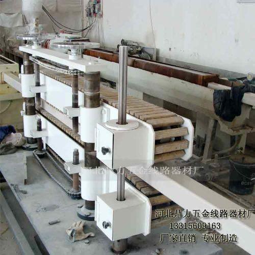 栅格管 单孔栅格管 单孔方管 PVC栅格管厂家直销