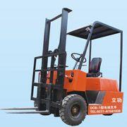 厂家直销立功牌1.5吨电动叉车电力带动机械助力托盘搬运车