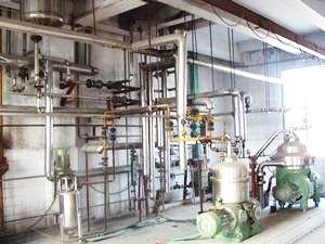 12、油脂精炼设备中酶法脱胶的运作原理