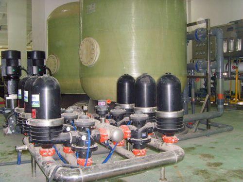 以色列阿科电镀废水叠片过滤器