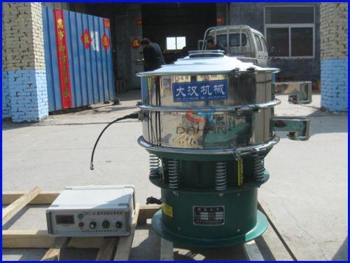 超声波振动筛说明介绍来自大汉机械