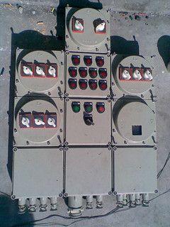 BXD-4XX防爆动力配电箱型号