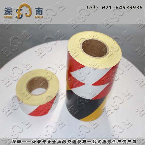 深南高强粘性反光警示胶带生产,粘胶带图片