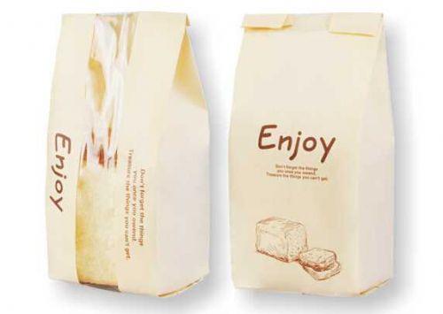 方底吐司袋-方底外包袋-带膜纸托-顺发印务