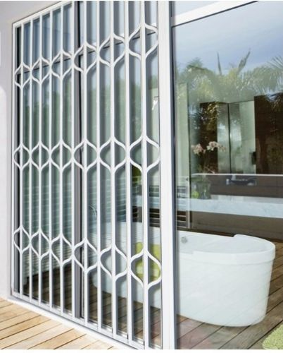 新型内置折叠防盗窗厂家直销,推拉防盗窗多少钱一平方。