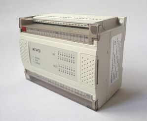 国产科威嵌入式PLC,纺织织行业染整设备专用plc